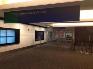 Detroit Metro Airport Currency Seizure
