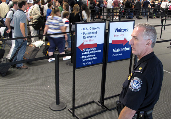 Dulles Airport CBP Took Cash from Husband and Wife