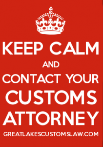 592 Penalties - Keep Calm and Contact Your Customs Attorney