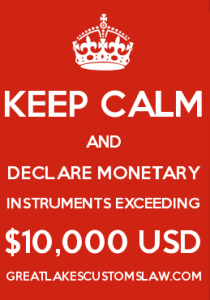 dulles airport money seizure: keep calm and declare over $10,000