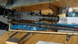 Detroit Customs Machine Gun Seizure